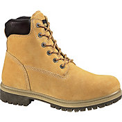 "Wolverine Men's 6"" Waterproof Insulated Work Boots"