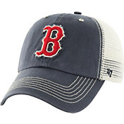'47 Men's Boston Red Sox Taylor Closer Navy Fitted Hat