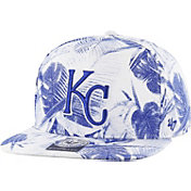 '47 Men's Kansas City Royals Ohana Captain Royal Adjustable Hat