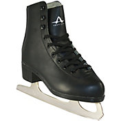American Athletic Shoe Boys' Tricot Lined Figure Skates