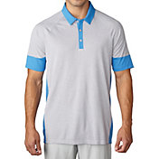 adidas Men's climachill® Print Block Golf Polo