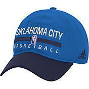 adidas Men's Oklahoma City Thunder Practice Performance Adjustable Hat