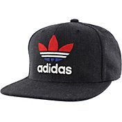 adidas Men's Originals Trefoil Chain Snapback Hat