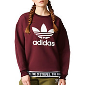 adidas Originals Women's Trefoil Sweatshirt
