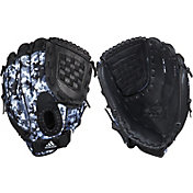 adidas 11.5' Youth Digi Camo Triple Stripe Series Glove