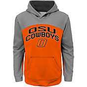Gen2 Youth Oklahoma State Cowboys Orange/Grey Arc Hoodie