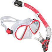 Aqua Lung Sport Women's Jewel LX Mask and Coronado Snorkel Combo
