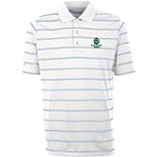 Antigua Men's Colorado State Rams Deluxe Performance White Polo