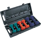 Marcy 3-Pair Neoprene Dumbbell Set