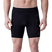 SECOND SKIN Men's QUATROFLX 7'' Compression Shorts