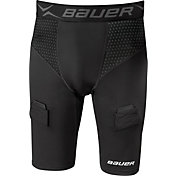 Bauer Senior NG 2 Premium Compression Jock Ice Hockey Shorts