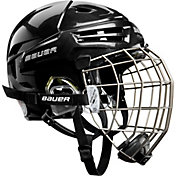 Bauer Youth RE-AKT 100 Ice Hockey Helmet Combo