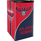 Boelter Atlanta Hawks Counter Top Height Refrigerator