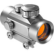 Barska 30mm Red Dot Scope - Silver