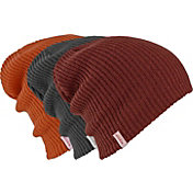 Burton Men's DND 3-Pack Beanie