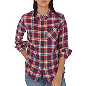 Burton Women's Grace Woven Long Sleeve Shirt