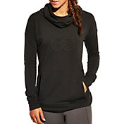 CALIA by Carrie Underwood Women's French Terry Graphic Hoodie