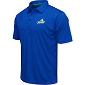 Colosseum Men's Florida Gulf Coast Eagles Cobalt Blue Heathered Performance Polo