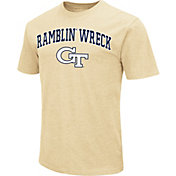 Colosseum Men's Georgia State Panthers Blue Team Slogan T-Shirt