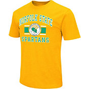 Colosseum Men's Norfolk State Spartans Gold Dual Blend T-Shirt