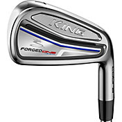 Cobra KING Forged One-Length Irons – (Steel)