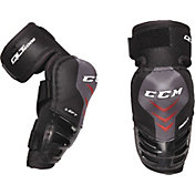 CCM Senior QLT Edge Ice Hockey Elbow Pads