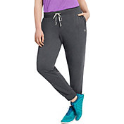 Champion Women's Plus Size French Terry Jogger Pants