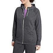 Champion Women's French Terry Full Zip Hoodie