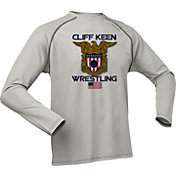 Cliff Keen Youth Loose Gear Long Sleeve Wrestling Shirt