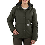 Carhartt Women's Full Swing Cryder Insulated Jacket
