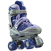 DBX Girls' Express Adjustable Roller Skate Package