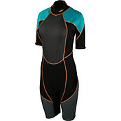 DBX Women's 2mm Shorty Spring Wetsuit