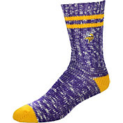 For Bare Feet Minnesota Vikings Alpine Socks