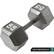 Fitness Gear 10 lb Cast Hex Dumbbell