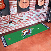 FANMATS Oklahoma City Thunder Putting Mat