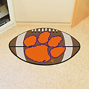 FANMATS Clemson Tigers Football Mat