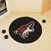 Arizona Coyotes Puck Mat