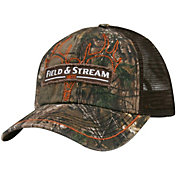 Field & Stream Men's Skull Patch Mesh Back Camo Hat
