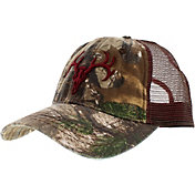 Field & Stream Women's 3D Skull Camo Hat