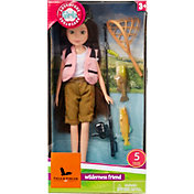 "Field & Stream 10"" Doll Fishing Set"