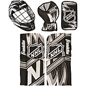 Franklin NHL Mini Hockey Goalie Equipment and Mask Set