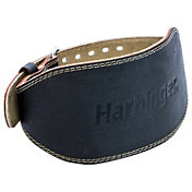 Harbinger 6'' Padded Leather Belt