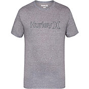 Hurley Men's One & Only Outline T-Shirt