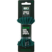 "The DICK'S Sporting Goods Foundation: Sports Matter Green Oval 54"" Laces"