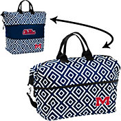 Ole Miss Rebels Expandable Tote