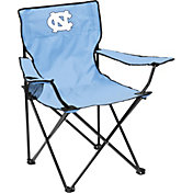 North Carolina Tar Heels Team-Colored Canvas Chair