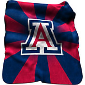 Arizona Wildcats Sherpa Throw Blanket