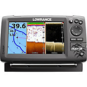 Lowrance Hook-7 Fish Finder/Chartplotter Combo