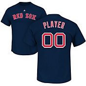 Majestic Men's Full Roster Boston Red Sox Navy T-Shirt