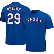 Majestic Youth Texas Rangers Adrian Beltre #29 Royal T-Shirt